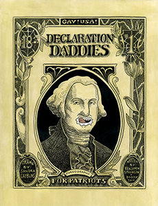 Declaration Daddies #1 comic book